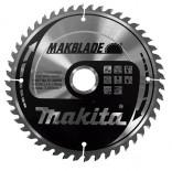 Disco para ingletadora Makita Makblade - 250x30mm 100 dientes