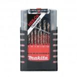 Juego de 19 brocas de metal HSS-Co Makita