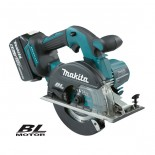 Cortador de metal Makita DCS551RMJ 150 mm 18V 4.0Ah