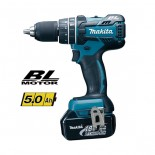 Taladro percutor Makita DHP480RTJ 18V Litio-ion