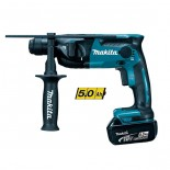 Martillo ligero Makita DHR165RTJ 16mm 18V 5,0Ah Litio-ion