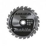 Disco para ingletadora Makita Makblade PLUS - 190x20mm 60 dientes