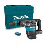 Makita HM001GZ02 - Martillo demoledor BL 40Vmáx XGT SDS-MAX 7,1kg AVT AWS