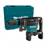 Makita HM002GZ03 - Martillo demoledor BL 80Vmax XGTx2 SDS-MAX 13,3Kg AVT AWS