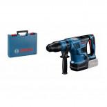Bosch GBH 18V-36 C Professional + Maletín - Martillo perforador a batería BITURBO con SDS max