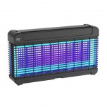 Eliminador insectos LED Profesional 11W EDM