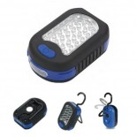 Mini linterna bifocal de 27 leds