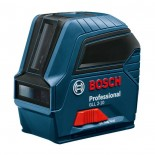 Nivel láser de líneas autonivelante Bosch GLL 2-10 Professional