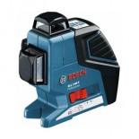 Bosch GLL 3-80 P - Nivel láser de líneas autonivelante
