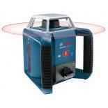 Nivel láser giratorio Bosch GRL 400 H + LR 1 Professional