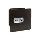Caja fuerte mural combinación mecánica Olle Serie 1000 1001M20Z - 260x360x200mm