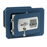 Caja fuerte mural electrónica Olle Serie 800 801E25- 260x360x250mm