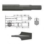 Pala inserción Bosch UBH 12/50 de 80x440mm