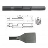 Pala corta inserción Kango - 60x450mm