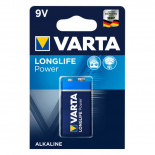 Pilas alcalinas DURACELL PLUS POWER 6LR61 - 9V