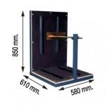 Plataforma placas solares para elevadores Camac Minor de 150kg