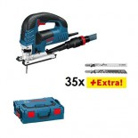 Sierra de calar Bosch Professional GST 150 BCE + Regalo 35 hojas de sierra