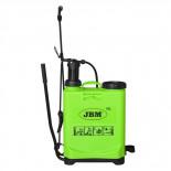 Pulverizador industrial de mochila JBM de 16L