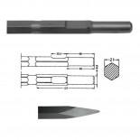 Puntero hexagonal inserción Kango - 450mm