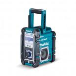 Radio de trabajo Makita DMR112 7,2 - 18V LXT/CXT/AC Bluetooth DAB/DAB+