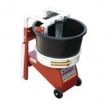 Raimondi IPERBET - Amasadora 230V/50-60Hz con dos cubos 45 litros