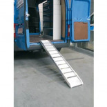 Rampa de carga en aluminio MetalWorks VAP1800 (1800x250mm - 200kg)