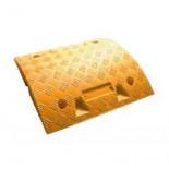Reductor de velocidad Mod. D amarillo de 50x42,5x5cm