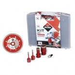 Kit Disco TCR y Brocas DRYGRES Rubi