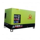 Pramac GBW 10 Y Diesel MCP - Grupo electrógeno versión insonorizada