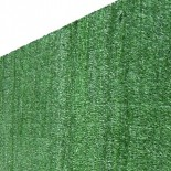 Seto artificial verde de 1x3 metros