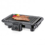Barbacoa grill negra Severin PG 2790 de 2500W