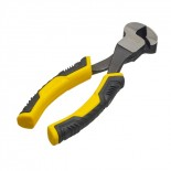 Alicate corte frontal Control Grip Stanley de 150mm