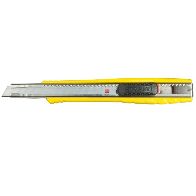 Cutter metálico FatMax 9mm Stanley - Referencia 0-10-411