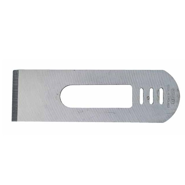 Hierro de Cepillo Simple 3BCA Staney - 34mm  - Referencia 0-12-504
