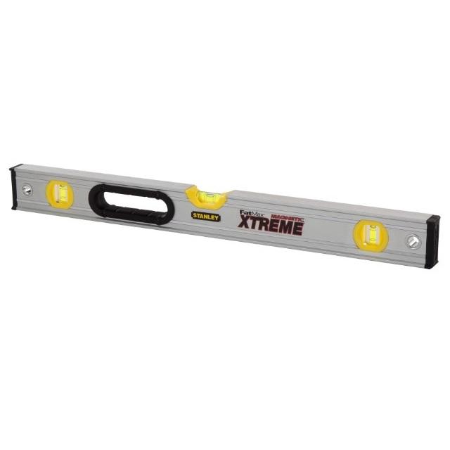 Nivel tubular FatMax PRO Magnético Stanley de 60cm
