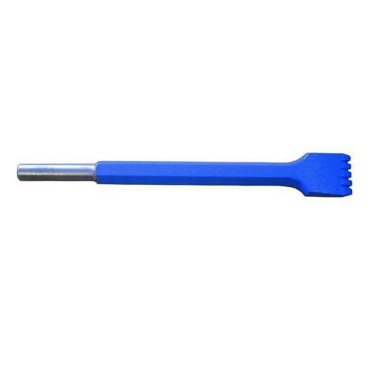 Gradina para martillo labrante widia 30 mm - 6 dientes