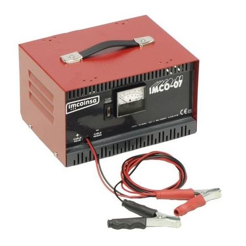 Cargador de batería Imcoinsa IMCO-07 12V 7A