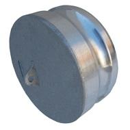 Tapón macho 50 mm. 2
