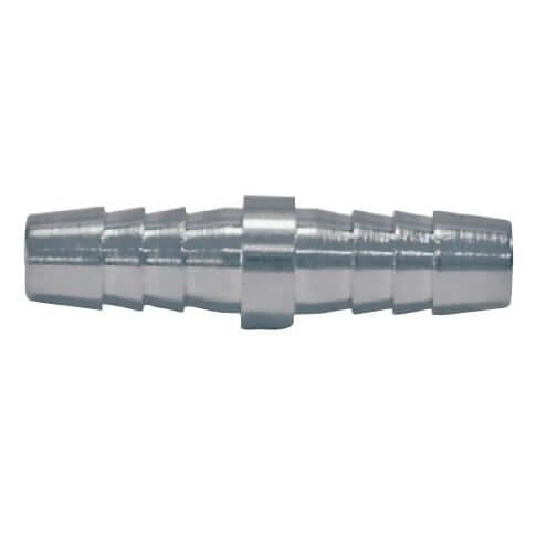 Unión de manguera de 8 mm.