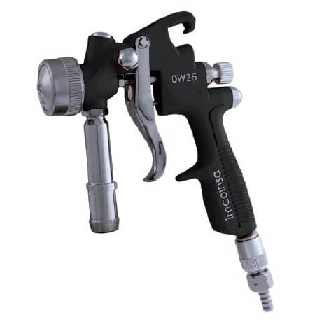 Pistola de pintar profesional Gota - Acabado Premium - Paso 3 mm