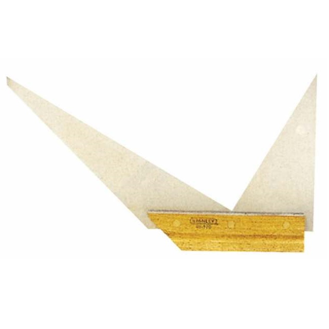 Escuadra triple ángulo 160x250mm Stanley