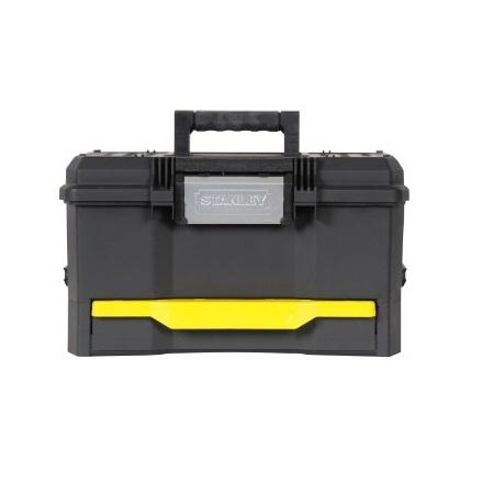 Caja herramientas autocierre con cajón Stanley - 19