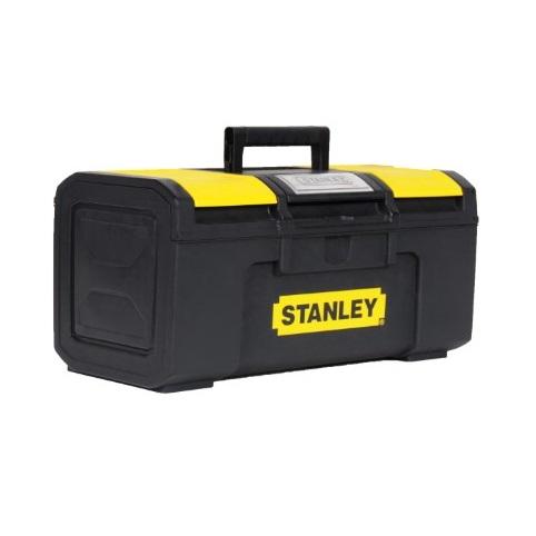 Caja herramientas autocierre Stanley - 24'/60cm