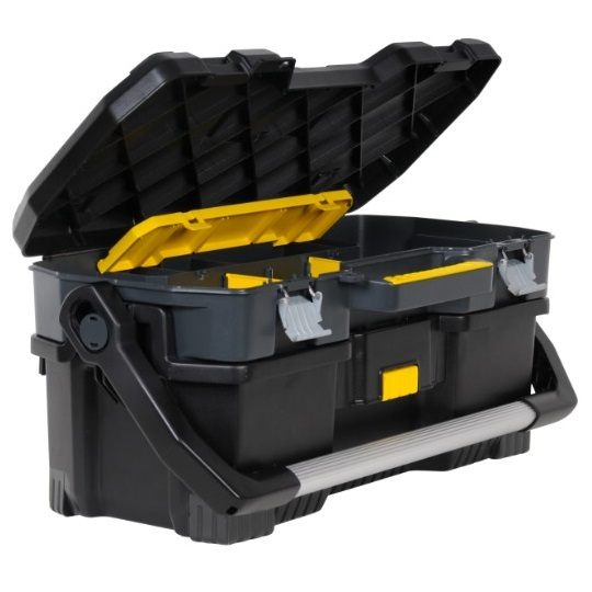 Caja herramientas con maleta para herramientas eléctricas Stanley - 67cm - Referencia 1-97-506