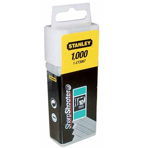 Grapa tipo CT de 8mm Stanley  - 1000 unidades - Referencia 1-CT305T