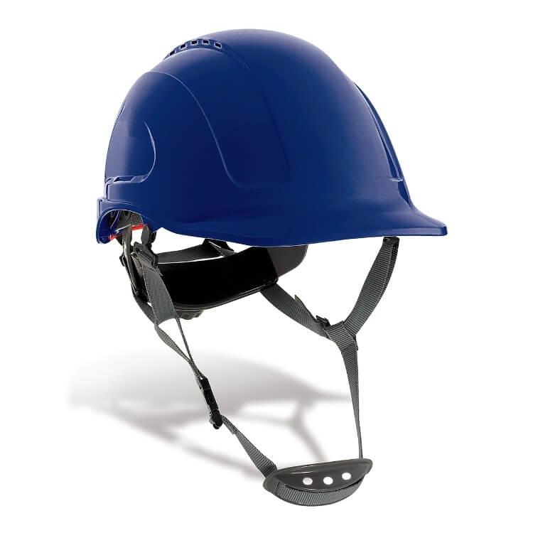 Casco de protección ABS Mountain azul 2088-CMV A