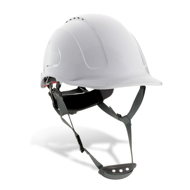 Casco de protección ABS Mountain blanco 2088-CMV BL