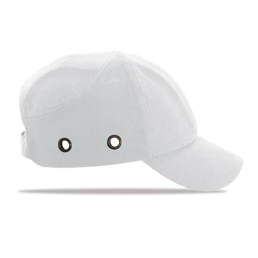 Gorra de protección antigolpe Bumper blanco 2088-GP BL - Referencia 2088-GP BL