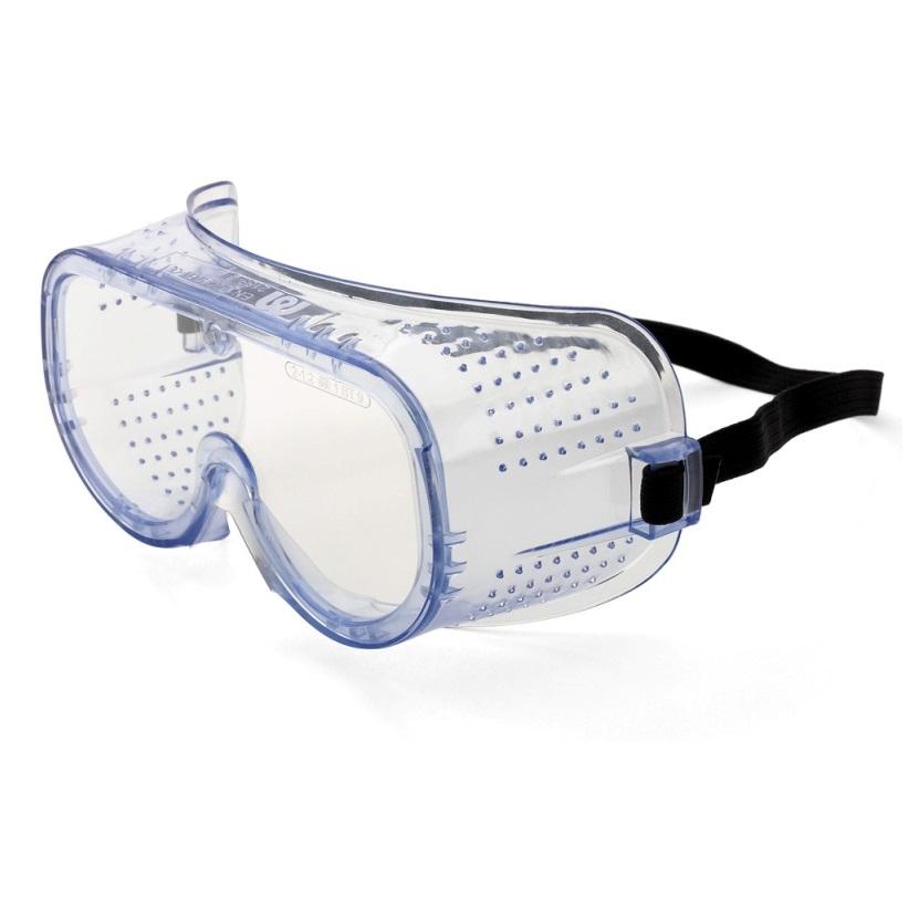 Gafas montura integral con ocular claro Mod. X1