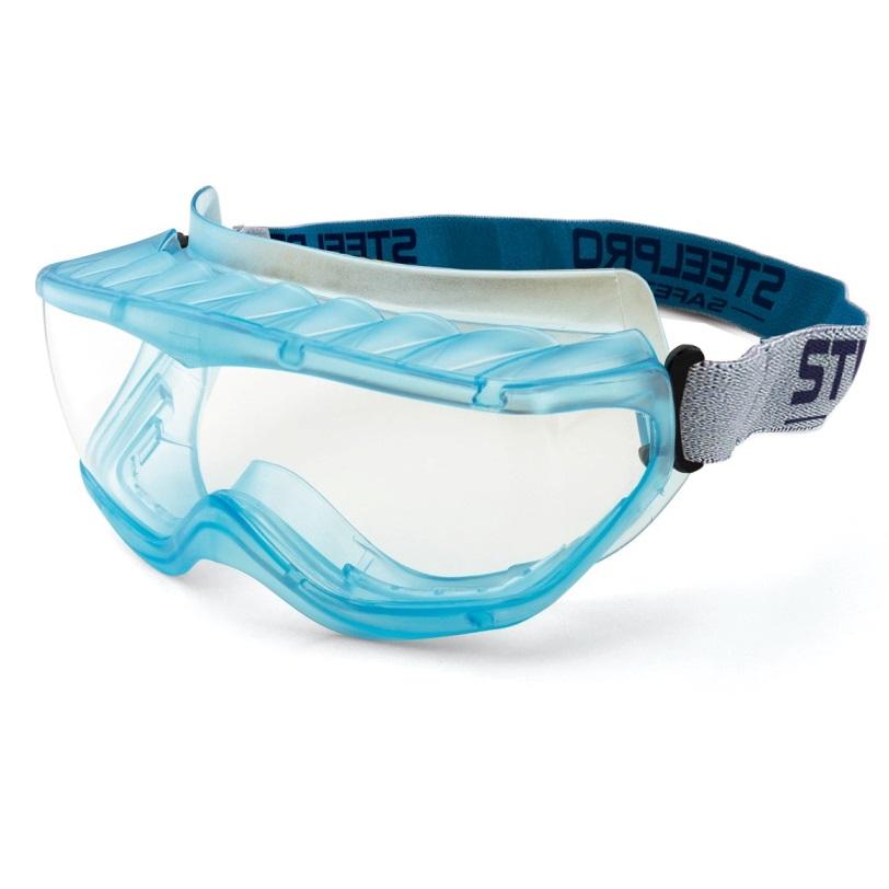 Gafas montura integral panorámicas ocular claro Mod.